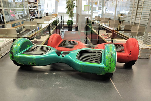 Hoverbird Red & Green Hoverboards