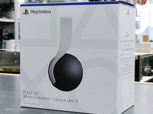 Sony PlayStation 5 PULSE 3D Wireless Gaming Headset