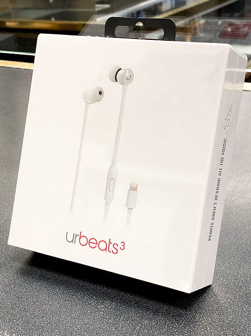 Beats by Dr. Dre urBeats3 In-Ear Sound Isolating Headphones