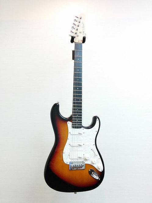 Fretlight FG-421 Electric Guitar - Sunburst (Exc.+)