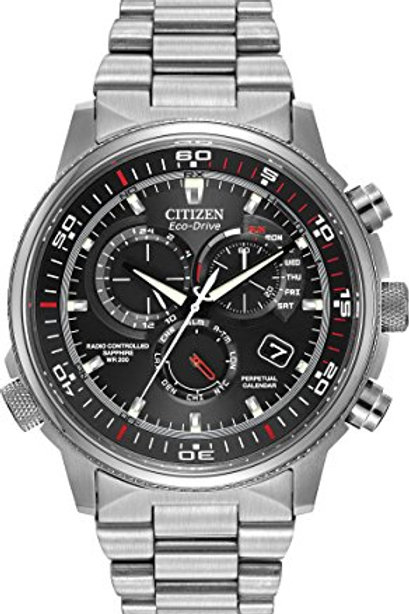 Citizen AT4110-55E Eco-Drive Nighthawk Watch
