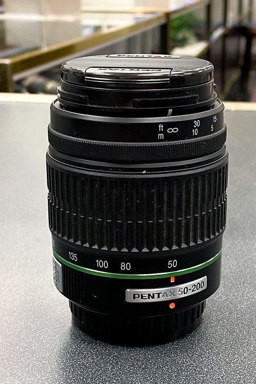 Pentax DA 50-200mm f/4-5.6 ED Lens
