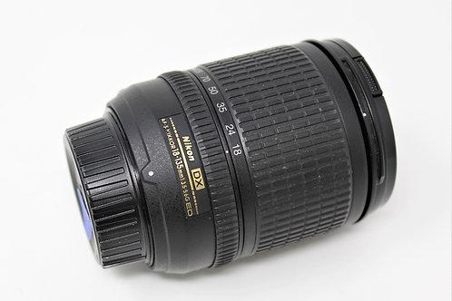 Nikon AF-S DX Nikkor 18-135mm f/3.5-5.6G EDLens
