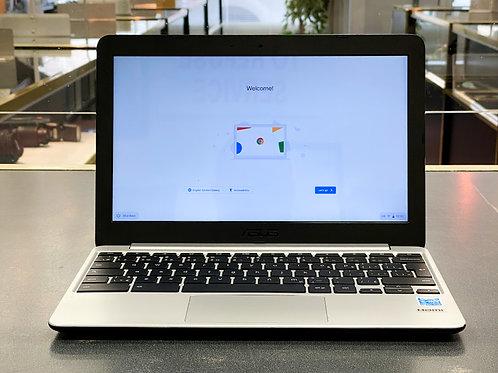 "Asus C201P 11.6"" Chromebook (2GB RAM 16GB SSD) Laptop"