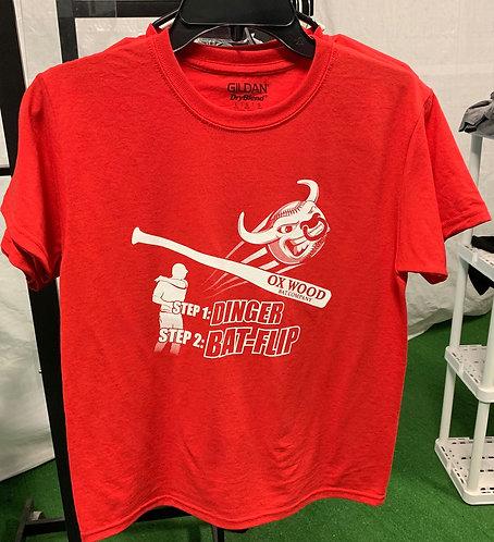 Bat Flip T-shirt