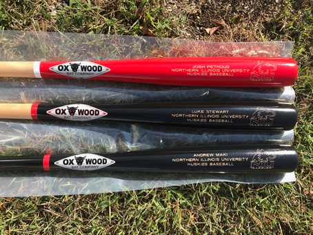 Ox Wood Bat Co.'s Most Popular Products