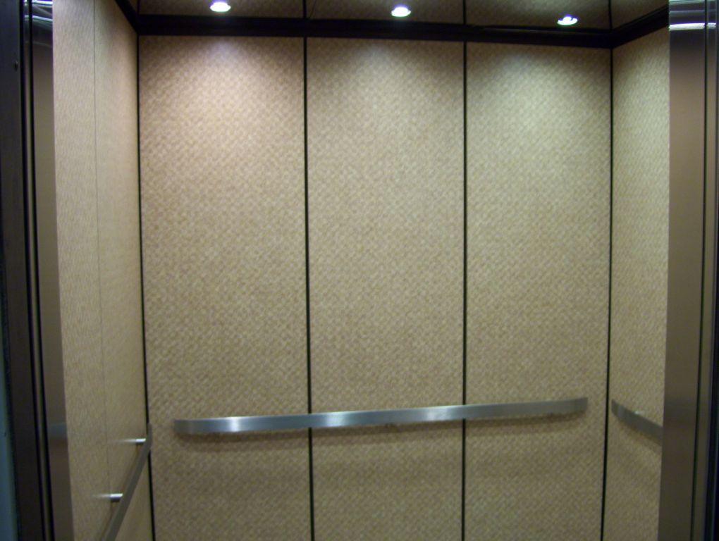 Elevator Cab Before