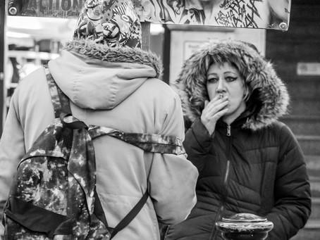 The Role of the Mind's Eye in Street Photography