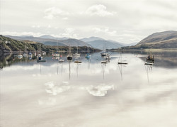 Commended: Ullapool Reflections - Amanda Smith