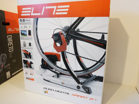 Elite Qubo Smart B+ Digital Interactive Trainer