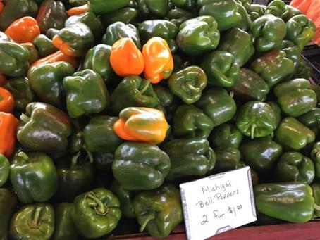 De la vitamine C dans les légumes…