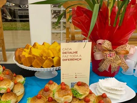 viva food na inauguração do do mylegacy tech hub em extrema-mg