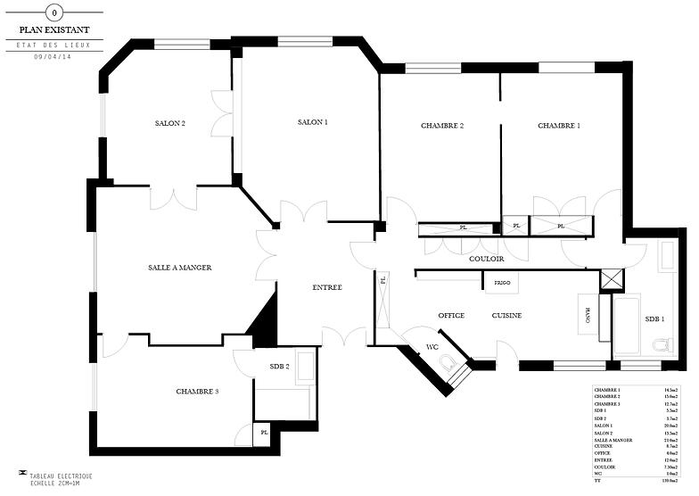 Architecture-Designer d\'intérieur-Constance Blanot- Île de France ...