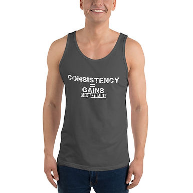 Consistency = Gains - Mens