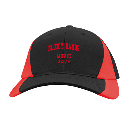 Bloody Hands Movie - Hat