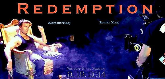 Redemption poster 11x14