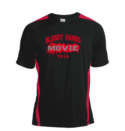 Bloody Hands Movie - T-Shirt