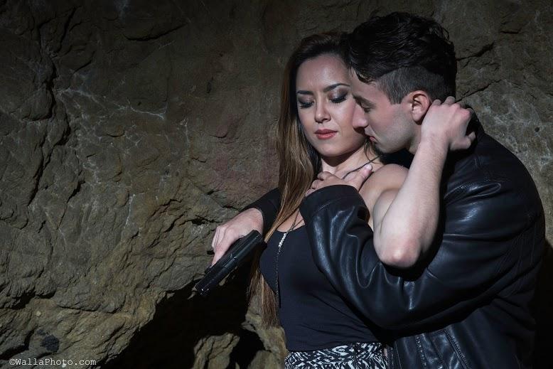 Klement Tinaj and Jade Kanapina
