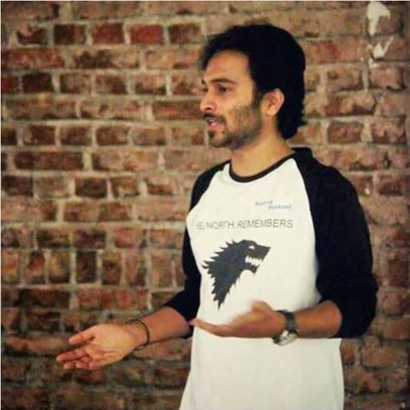 Talk at Barcamp @Mumbai