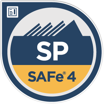 Certified SAFe practitioner