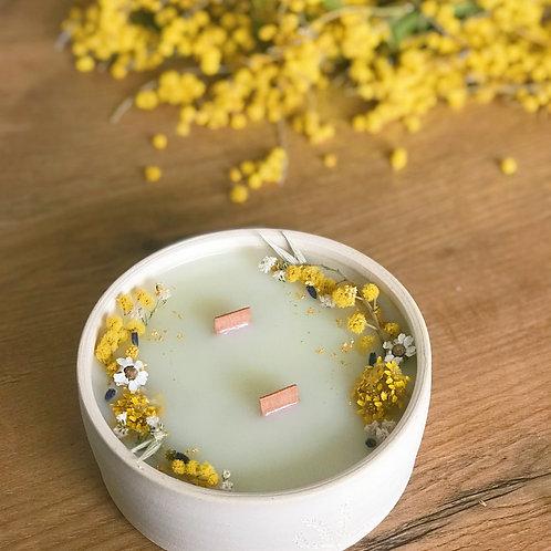Atelier Bougie fleurie & fondants parfumés
