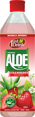 Just Drink - Premium Aloe - Strawberry.p