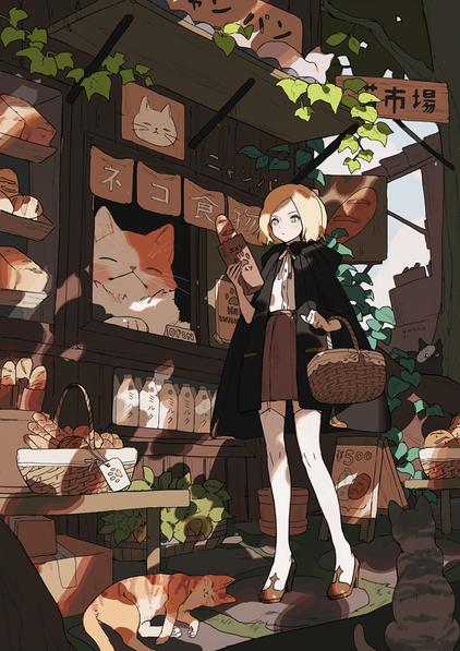 Cat Market