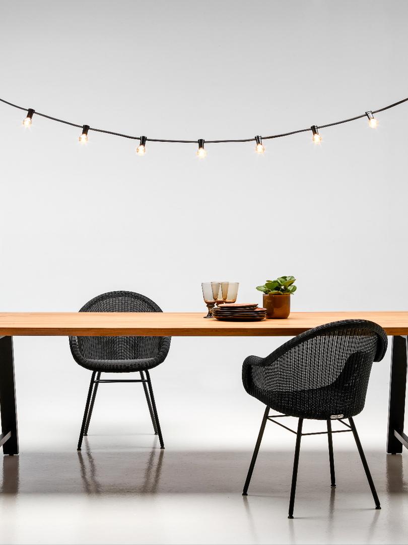 Light My Table by Studiomie for Vincent Sheppard
