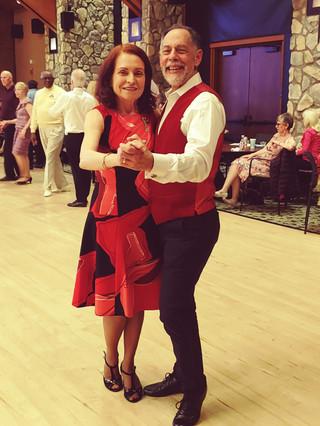 Jerri Mariott & Mike Stilpa
