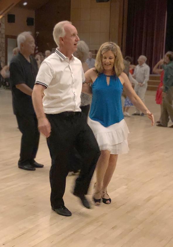 Ron Rodriguez & Donna Edwards Weber