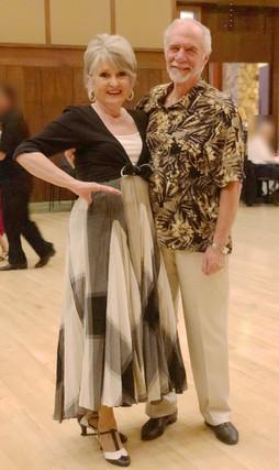 Sharon McCue & Bob Elias
