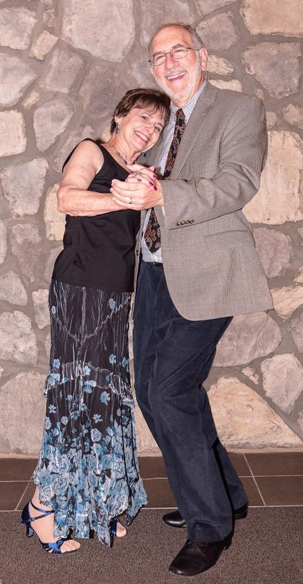 Sharon and Ray Modlin