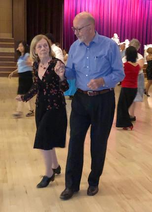Jane MacGregor & Roger Bush