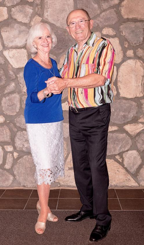 Pat and Frank Duarte