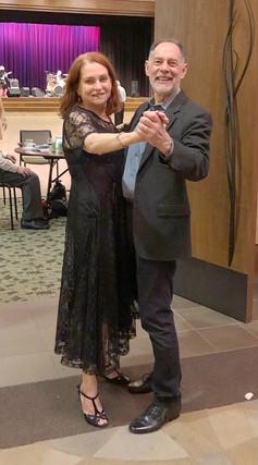 Jerri Mariott & Mike Silpa