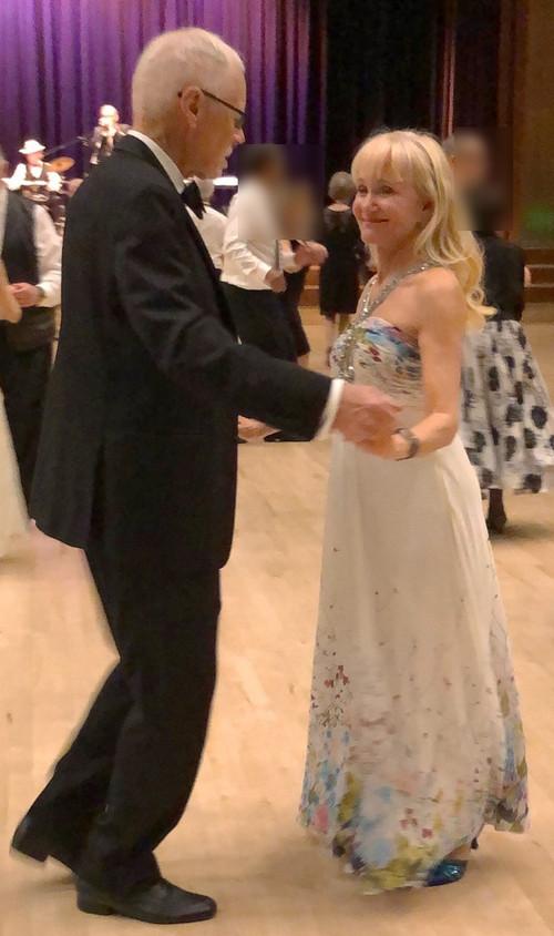 Alan and Joanna Curtis