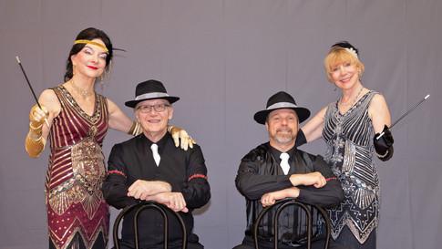 Performers Williams, Prasek, Getchell & Bohn