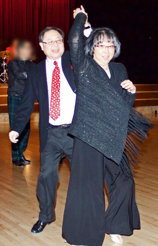 Gary and Teresa Taniguchi