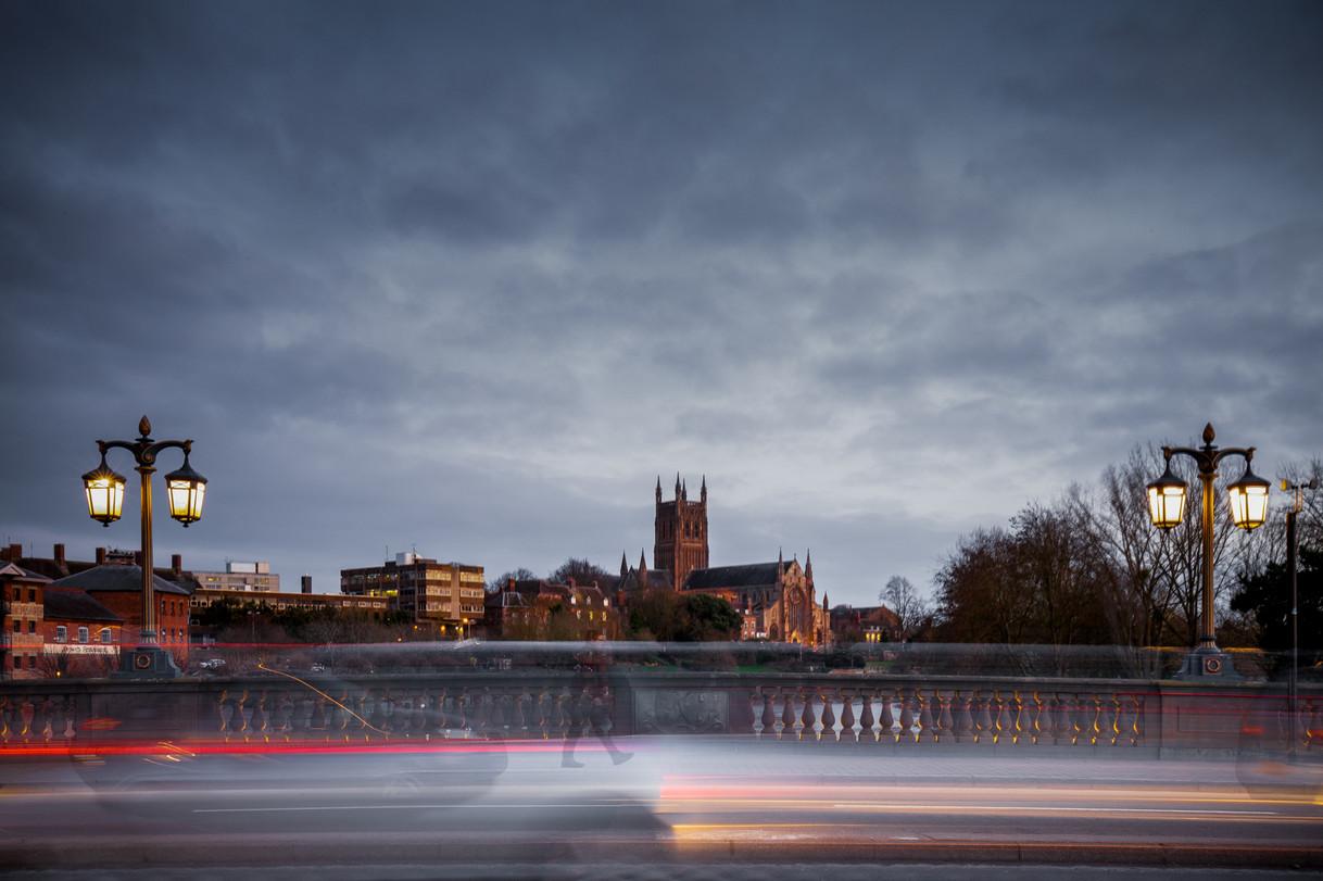 Worcester Bridge Rush Hour