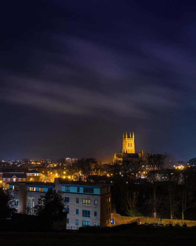 The Night From Fort Royal Hill