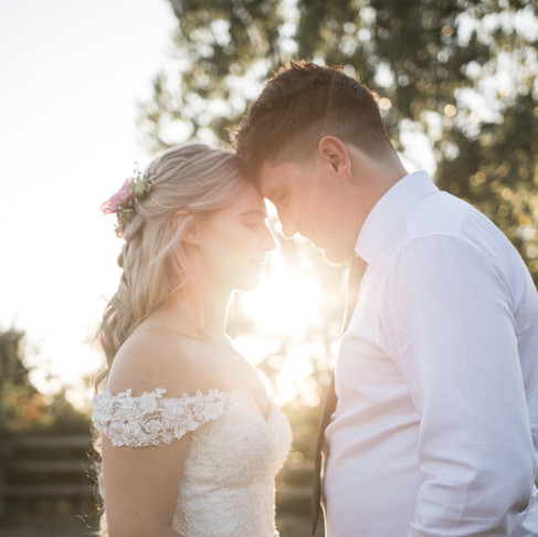 ALEX + ARON /// A CLASSY CHURCH WEDDING + EPIC EVENING LIGHT IN WORCESTERSHIRE