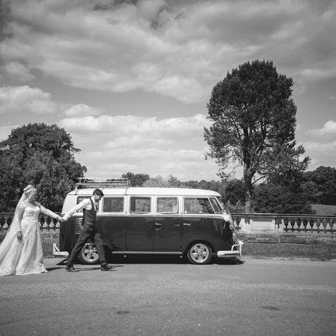 NAT + GAV   ///   2018 HEATWAVE WEDDING IN WORCESTERSHIRE