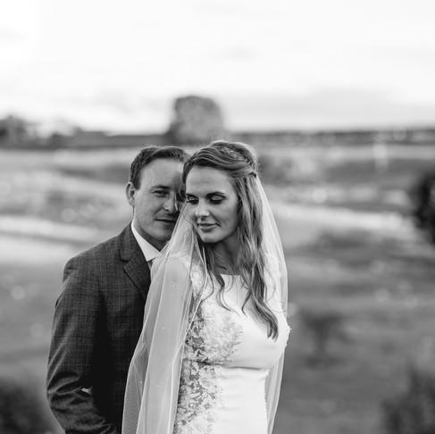 COLIN + DANNII  ///  A GORGEOUS SEPTEMBER KINGSCOTE BARN WEDDING