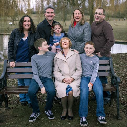 ELIZABETH + FAMILY