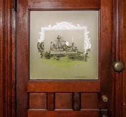 27. Nincehelser House Front Door Window