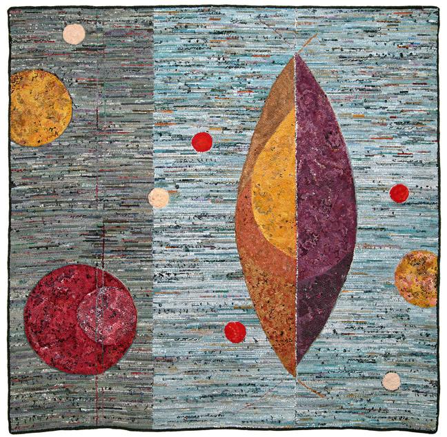 SiroisSilver_Textile Art_Precious Commod