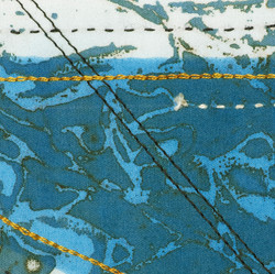 Blue Series. detail