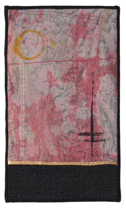 Small Work 9  8x5 inches
