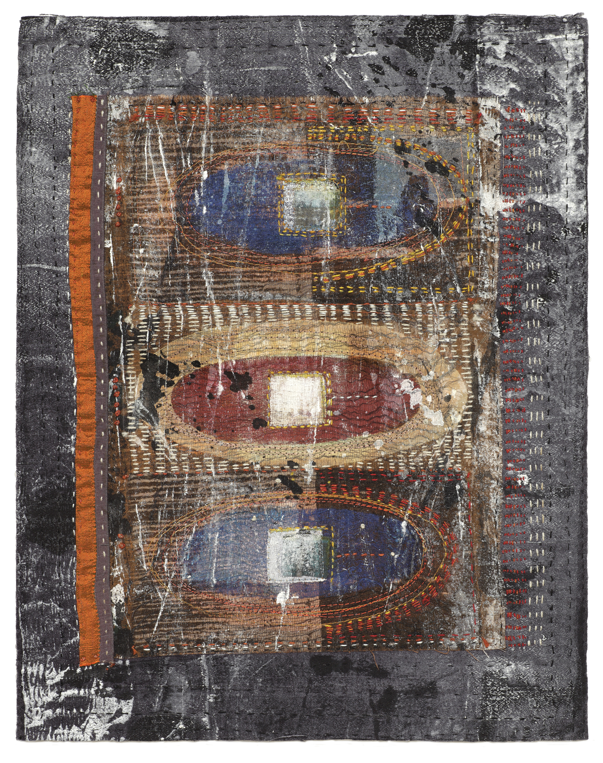 Assemblage 1  13x10 inches