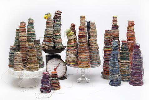 Soft Sculpture Installation